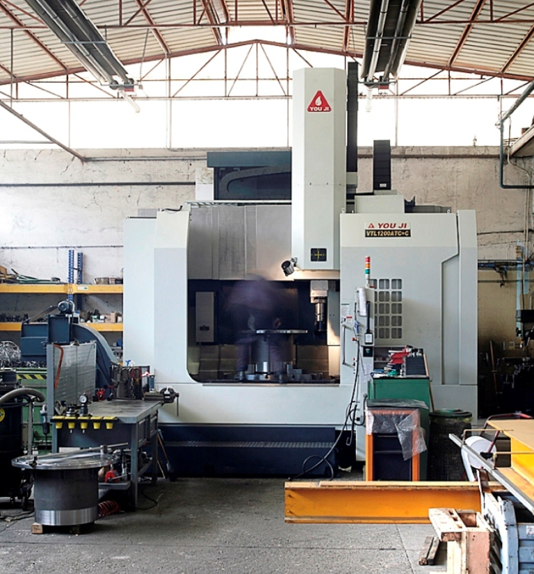 Sale of LATHE YOUJI VTL 1200 ATC+C used and offers - Bentivoglio