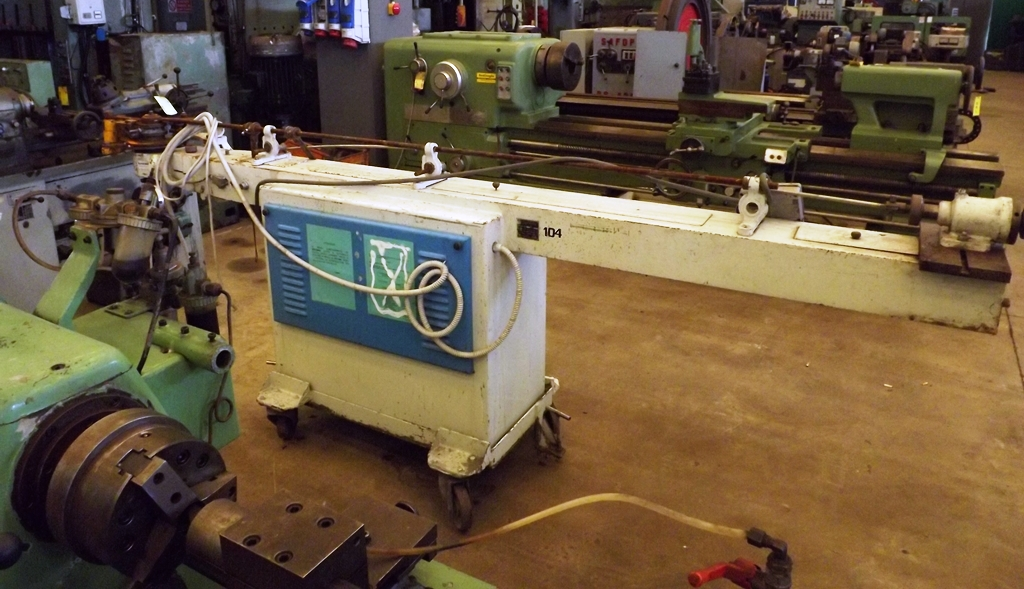 Sale of PIPE BENDING MACHINE CRIPPA used and offers