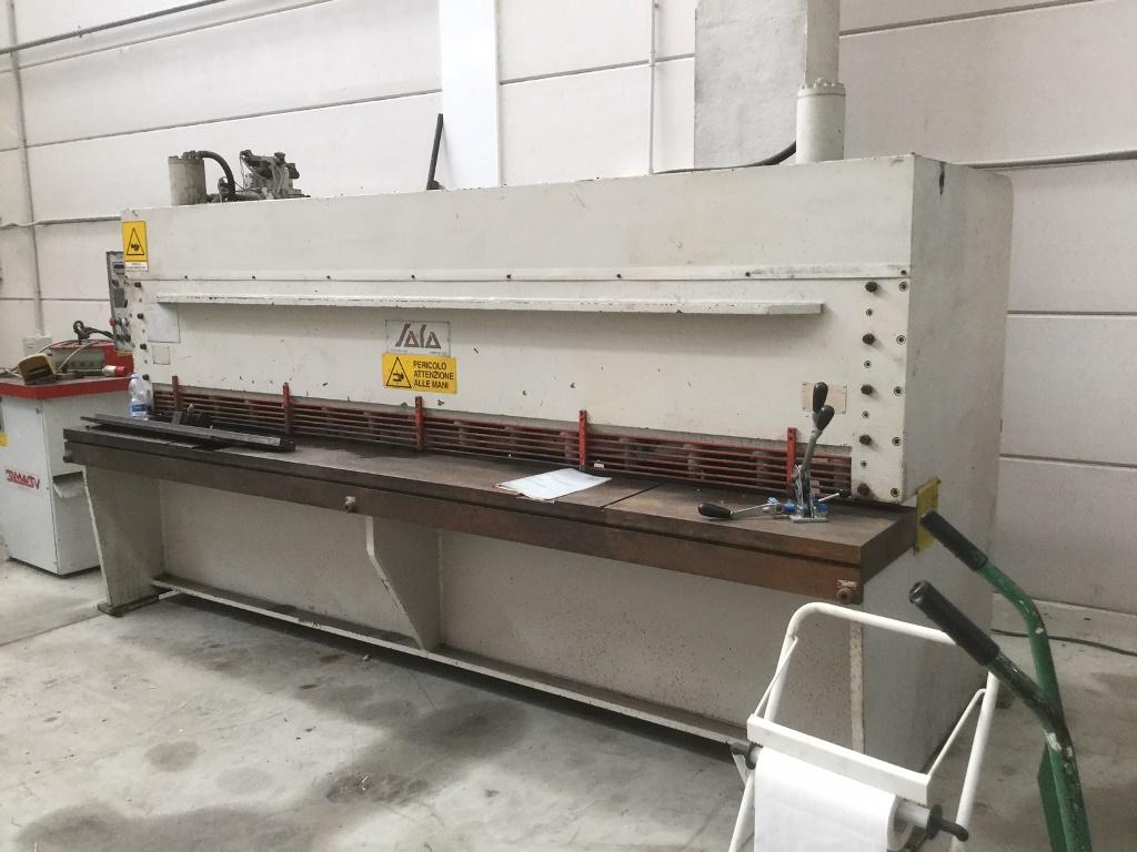 Vendita di macchine per lamiera usato machines tools by bentivoglio macchine utensili srl - Sala marocchina usata ...