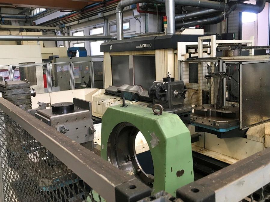 Macchine Per Lavorare Il Legno Usate D Occasione : Vendita di centri di lavoro orizzontali usato beni leasing ed